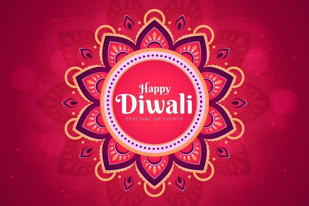 Westgate Healthcare celebrates Diwali with donation.
