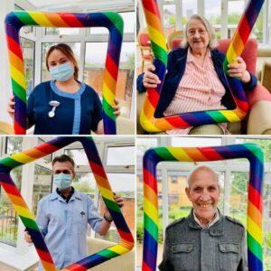 Byron House Celebrates Pride Month